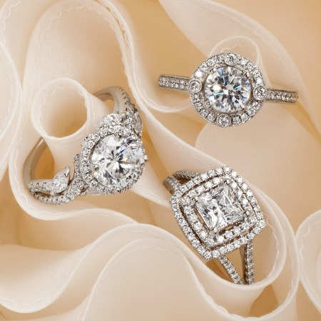 Blue Diamond Engagement Rings For Sale