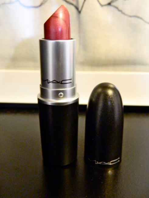 mac new york apple lipstick