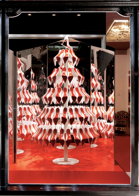 christian louboutin tree