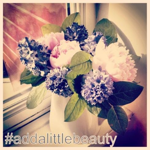 peonies #addalittlebeauty