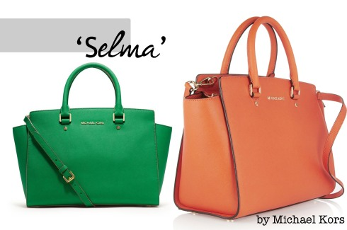 selma michael kors bag