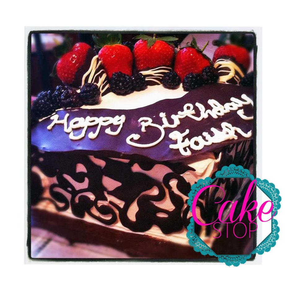 Chocolate Cage Fruit Spray FB