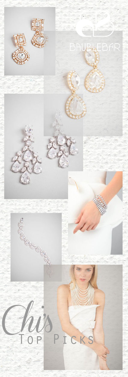 BaubleBar Wedding Collection