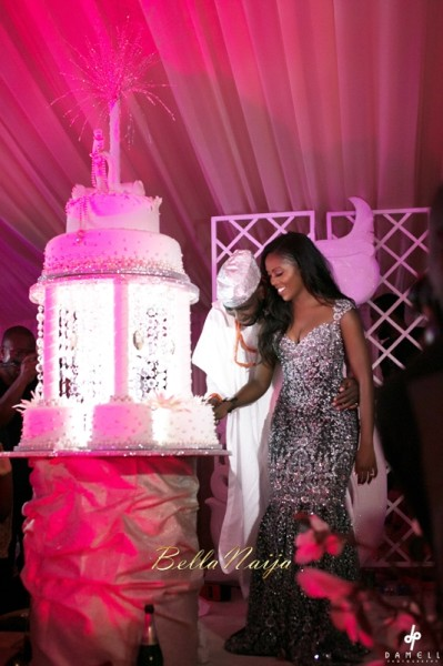 Tiwa-Savage-Traditional-Wedding-Tee-Billz-TJ-Balogun-BellaNaijaTiwa-Savage-Wedding